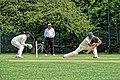 Southgate CC v Stanmore CC at Walker Cricket Ground, Southgate, London 01.jpg