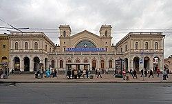 Spb 06-2012 Baltic Railway Terminal.jpg