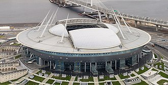 2018–19 Russian Premier League - Image: Spb 06 2017 img 40 Krestovsky Stadium (cropped)