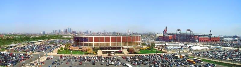 Spectrum panorama