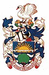 Coat of arms of Spelthorne Borough Council