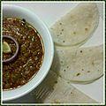 Spicy Matar Keema and Pashtiya1.jpg