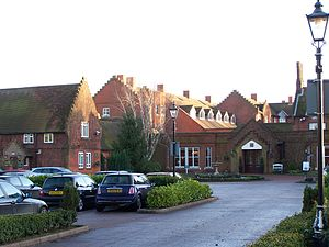 Sprowston - Image: Sprowstonmanor