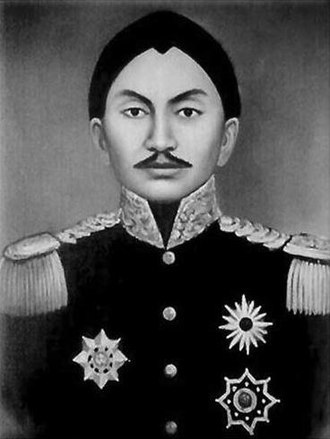 Pakubuwono VI - Image: Sri Susuhunan Pakubuwono VI