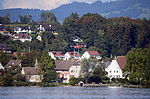 Stäfa-Uerikon - Ritterhäuser und Kapelle - Dampfschiff Stadt Rapperswil 2013-09-13 16-55-27.JPG