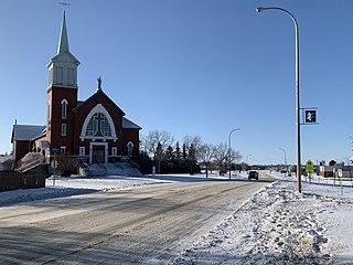 McLennan, Alberta Town in Alberta, Canada