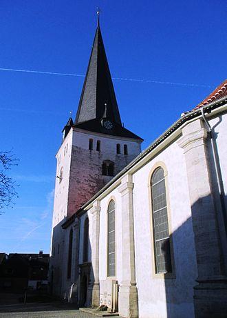 Schöppenstedt - St. Stephen's Church
