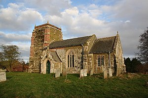 Ashby Puerorum - Image: St.Andrew's church, Ashby Puerorum, Lincs. geograph.org.uk 112343
