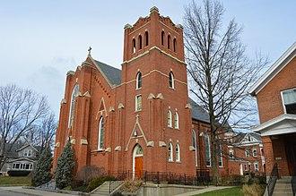 St. Aloysius on the Ohio - St. Aloysius on the Ohio Church