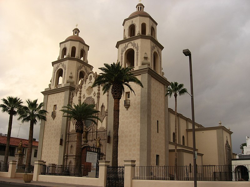 St Augustine Cathedral, Tucson, Arizona, United States