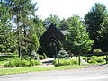 St. Francis of Assissi RC Church, Eagles Mere, Pennsylvania.JPG