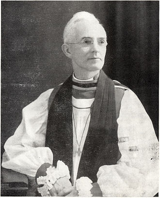 William Hilliard (bishop) - Hilliard in 1940