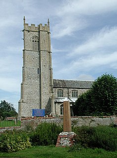 Grimston, Norfolk Human settlement in England