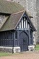 St James, Bushey, Herts - Porch - geograph.org.uk - 353525.jpg