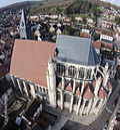 St Julien du Sault la collégiale St Pierre - YONNE.jpg