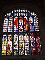 St Mary's, Fairford - West Window - geograph.org.uk - 641868.jpg