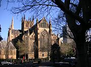 St Mary's Cathedral Sydney TT 01 north 2009