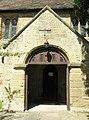 St Mary's Church Porch - geograph.org.uk - 1454428.jpg