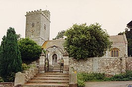 St Mary, Payhembury, Devon - geograph.org.uk - 1726178.jpg