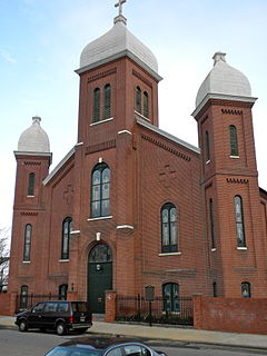 St. Mary of the Immaculate Conception Church (Wilmington, Delaware)