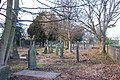 St Matthew's Churchyard, Vegetation Cleared - geograph.org.uk - 705940.jpg