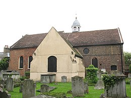 St Peter's parish church, Petersham - geograph.org.uk - 794821.jpg
