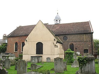 Petersham, London - St Peter's parish church