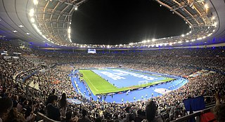 Stade de France French national stadium