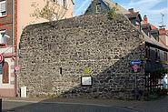 Stadtmauer Hoechster Markt