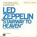Stairway to Heaven by Led Zeppelin US promotional single.jpg