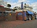 Stalls near Eastbourne Pier - geograph.org.uk - 1739651.jpg