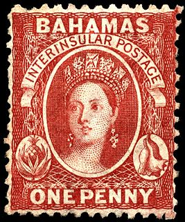 Postage stamps and postal history of the Bahamas