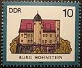 Stamp DDR 1985 Hohnstein castle.jpg