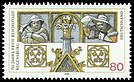 Stamp Germany 1995 Briefmarke Regensburg.jpg