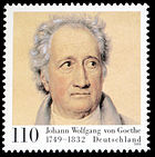 Stamp Germany 1999 MiNr2073 Goethe.jpg