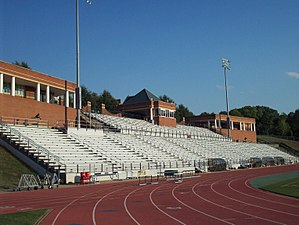 Charlotte 49ers - Transamerica Field opened in 1996.
