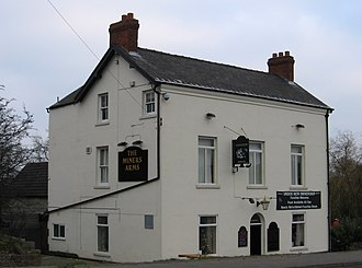 Stanton Hill - Image: Stanton Hill Miners Arms