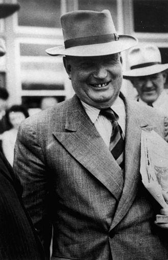 Arthur Fadden - Fadden in 1949.
