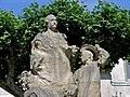 Statue de Ferdinand Fabre par Jacques Villeneuve à Bédarieux 2.jpg