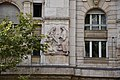 Statues and bas-reliefs of the Headquarters of the Hungarian National Bank (06).jpg