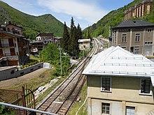 Stazione ferroviaria di Limone Piemonte