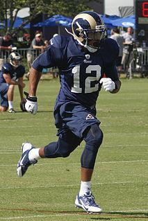 Stedman Bailey American football wide receiver