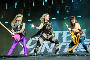 Steel Panther – Wacken Open Air 2016 07.jpg