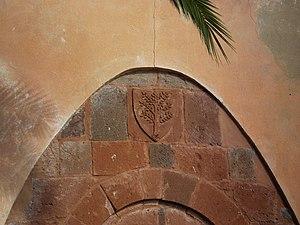 Giudicati - Arms of the Giudicato of Arborea