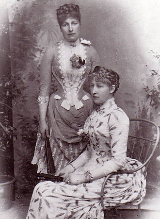 Caroline Lacroix - Princesses Stéphanie and Louise, who attempted to gain back their father's wealth from Caroline.