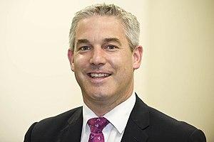 Economic Secretary to the Treasury - Image: Stephen Barclay