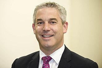 Economic Secretary to the Treasury - Image: Stephen Barclay