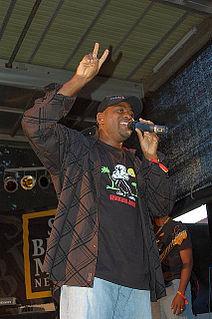 Lieutenant Stitchie Jamaican musician