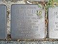 Stolperstein Elsbeth Levy, 1, Schützenstraße 26, Uentrop, Hamm.jpg