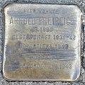 Stolperstein Solingen Küstergasse 3 Arnold Freireich.jpg